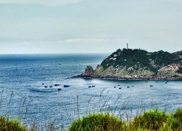 Mũi Đại Lãnh Phú Yên- Nơi bình minh bắt đầu 1 ngày