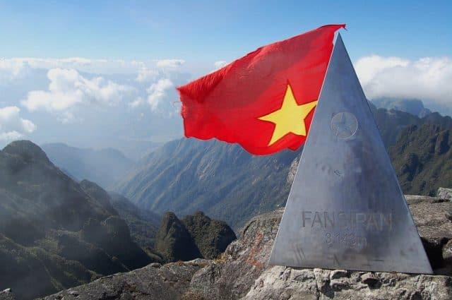Đỉnh núi Fansipan - Sapa