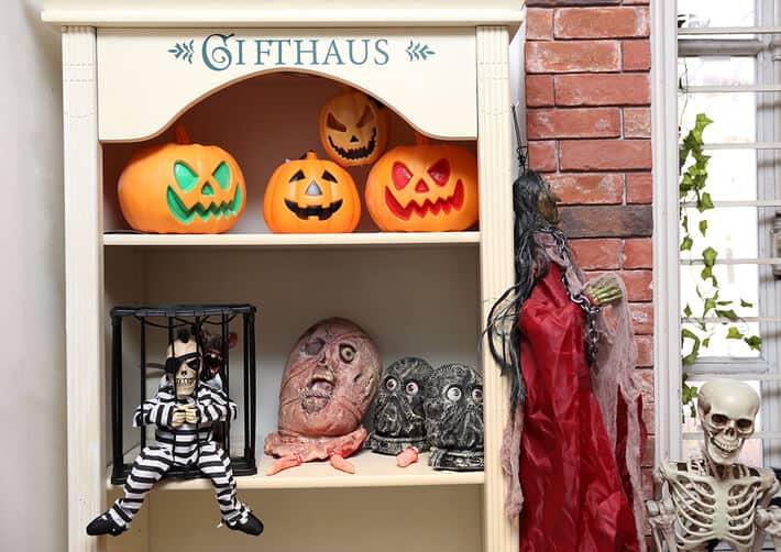Gifthaus Halloween