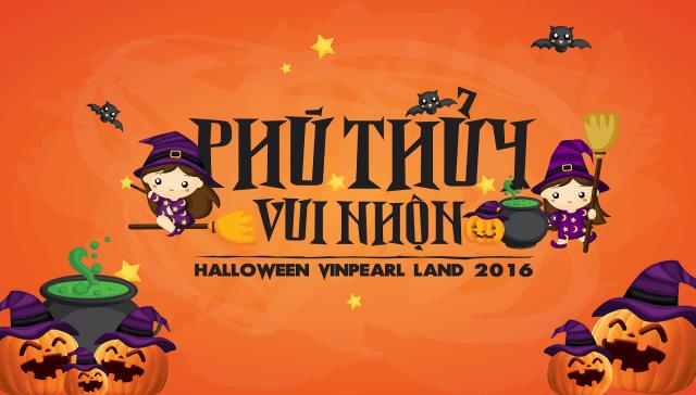 Một số chủ đề ở mùa Halloween năm 2016