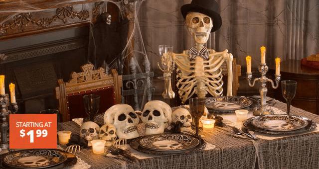 Trang trí rùng rợ cho đêm Halloween đáng nhớ