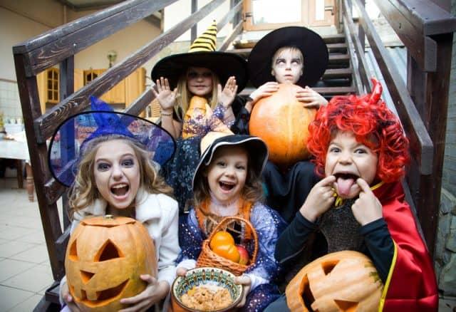 lễ halloween vào ngày nào