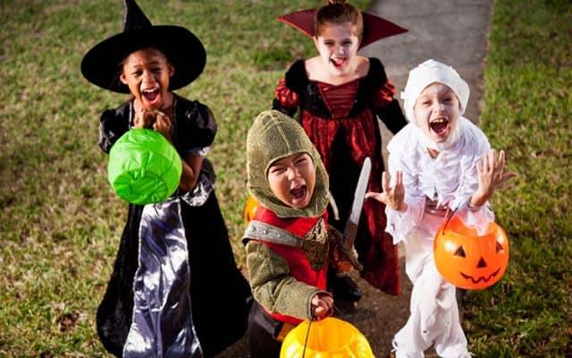 halloween nên làm gì, chơi gì