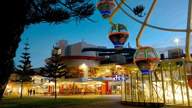 Không gian lãng mạn tại The Beach House