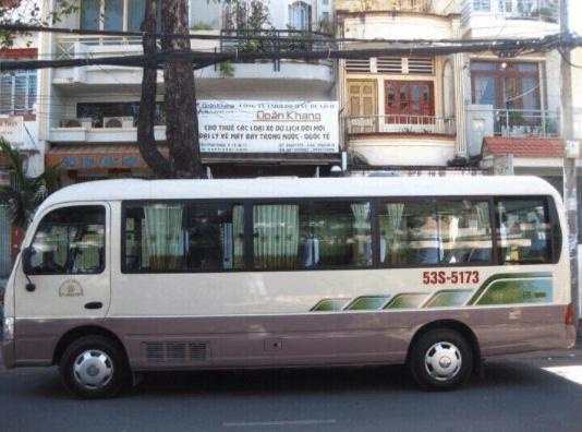 Hình ảnh địa chỉ cho thuê xe du lịch tphcm - Công ty du lịch Đoàn Khang