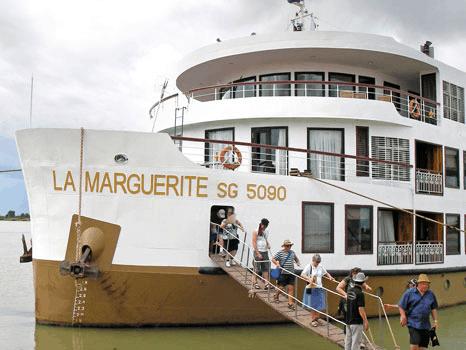 Hình ảnh du thuyền La Marguerite Cruise