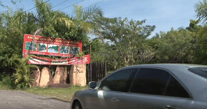 Hình ảnh khu du lịch nhà vườn Long Phước
