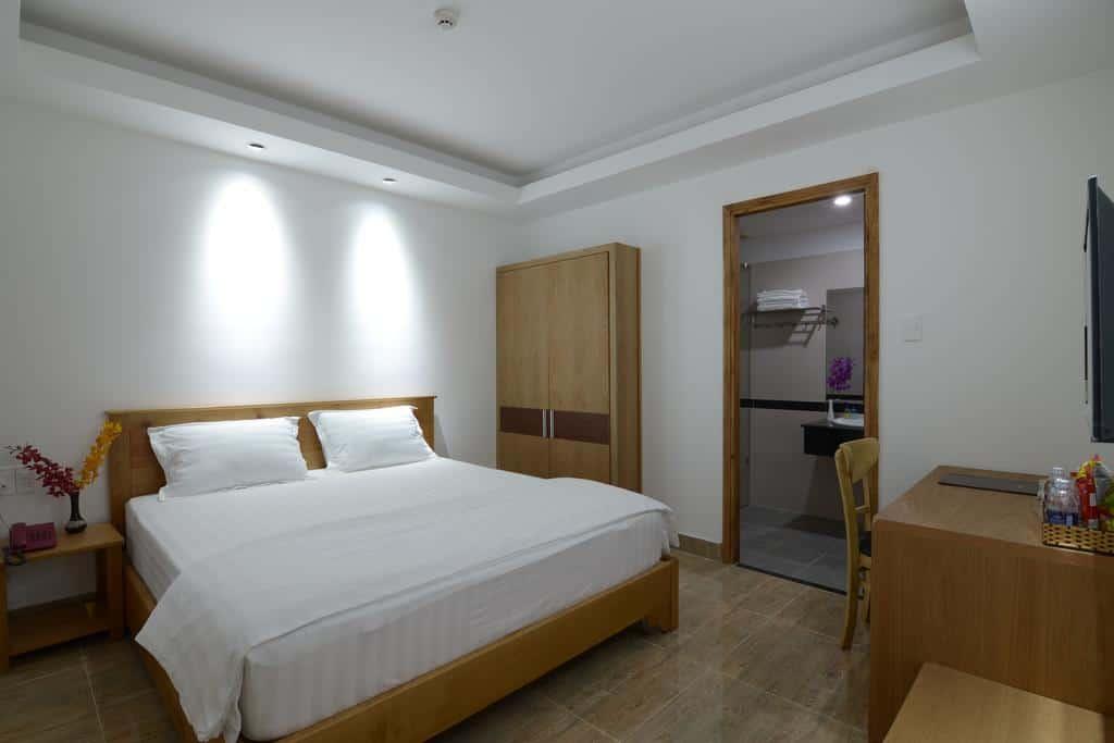 Hình ảnh phòng nghỉ dưỡng tại khách sạn Veevoo Hotel