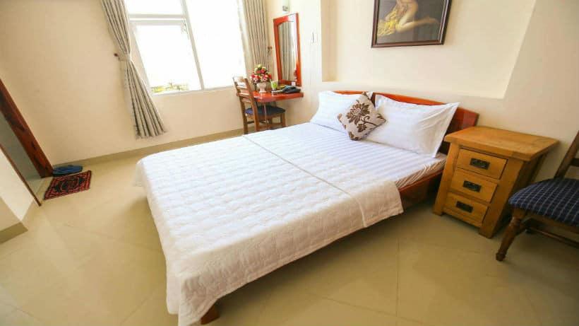 Hình ảnh phòng ngủ khách sạn Nguyên Hà - Vũng Tàu