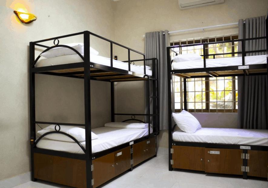 Hình ảnh phòng ngủ tập thể tại Gecko Hostel