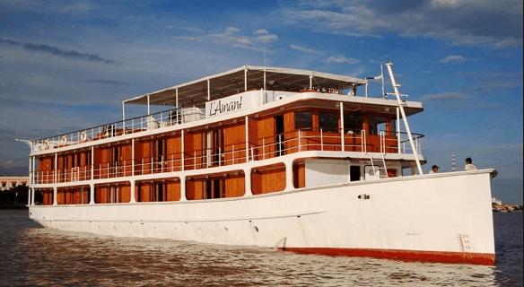 Hình ảnh tàu L'Amant Cruises