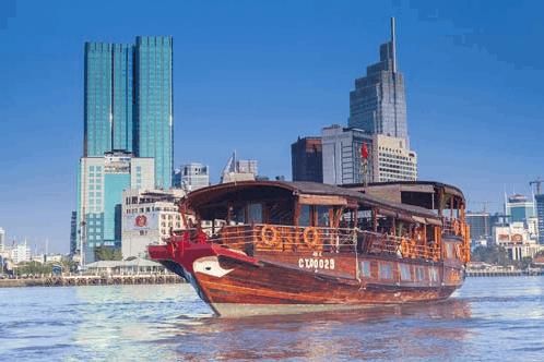 Hình ảnh tàu The Lady Hau Cruises