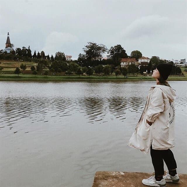 Địa điểm vui chơi Đà Lạt - Hồ Xuân Hương