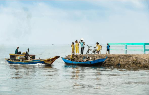Khám phá cuộc sống chất phát của người dân đảo Thạnh An