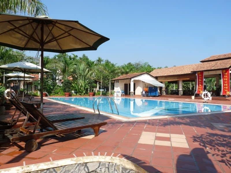 Khu du lịch Villa H2O - Thiên đường nghỉ dưỡng tại Hóc Môn