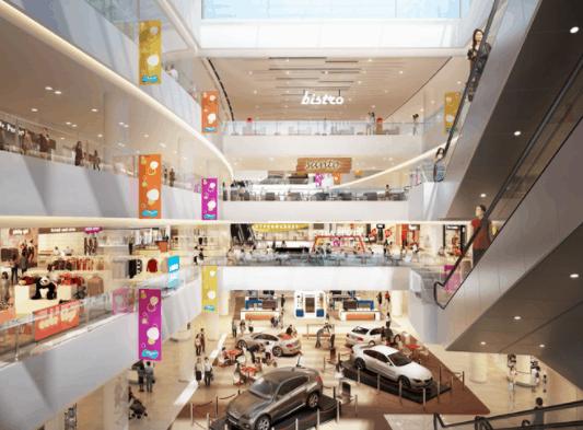 Khu trung tâm mua sắm SC Vivocity