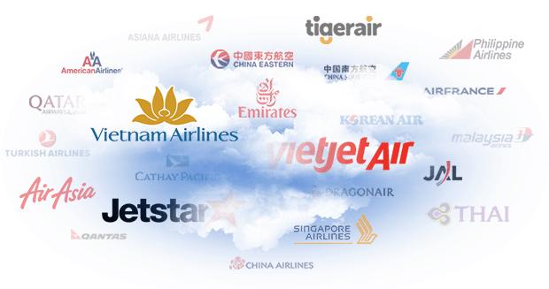 kinh nghiệm đặt vé máy bay tết khi lựa chọn hãng hàng không