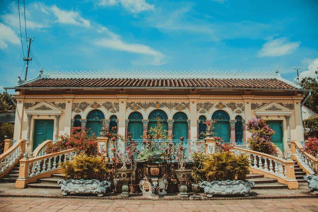 Khám phá nhà cổ Bình Thủy - Tòa kiến trúc văn hóa, lịch sử lâu đời ...