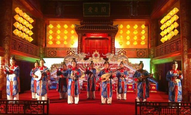 Âm nhạc cung đình Huế