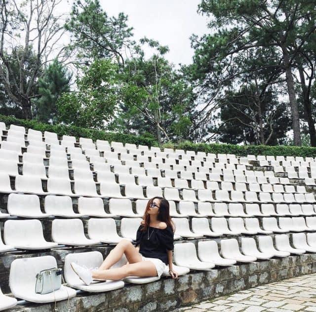 Địa điểm vui chơi - Nhà thiếu nhi Lâm Đồng 01