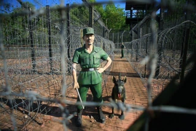 Nhà tù Phú Quốc là nơi tái hiện lên hàng trăm hình thức tra tấn man rợ