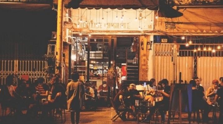 Những quán cafe về đêm - Điểm đến yêu thích của những bạn trẻ