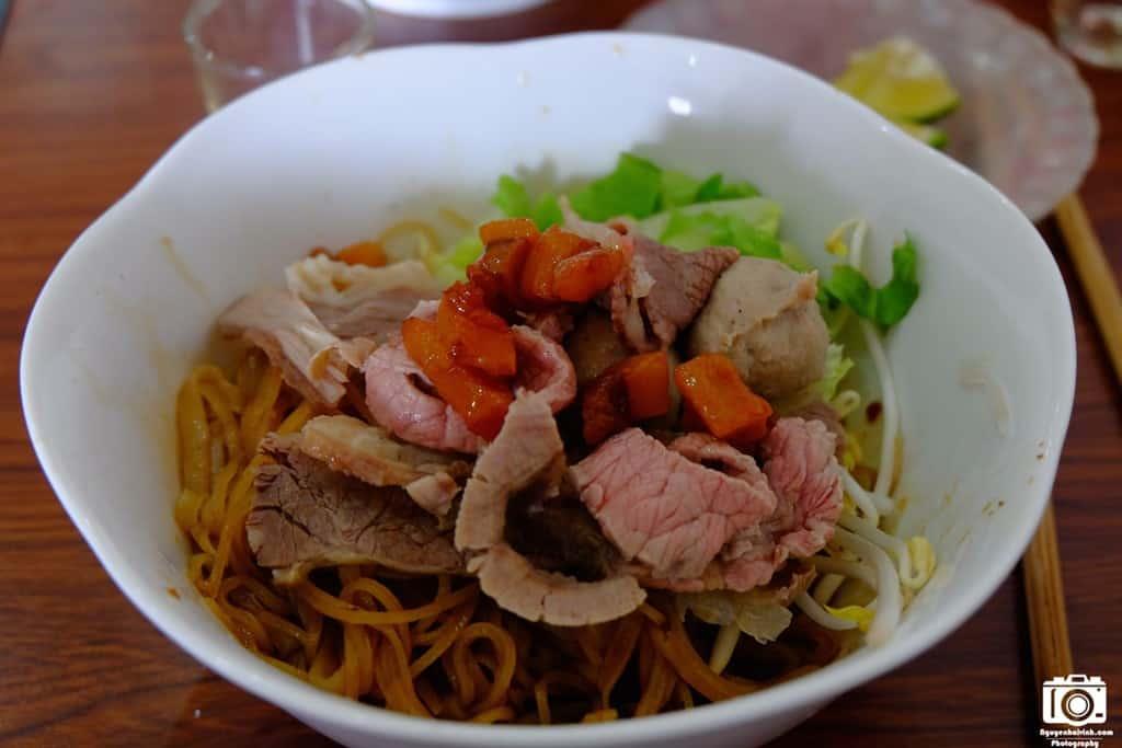 Phở khô Bảo Lộc Lâm Đồng