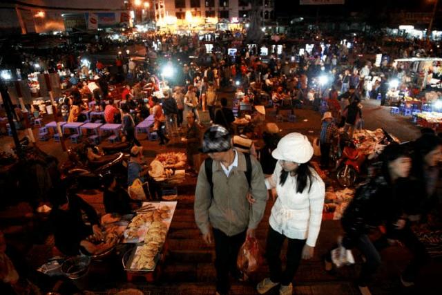 Chợ La Đà Lạt nét độc đáo khó quên