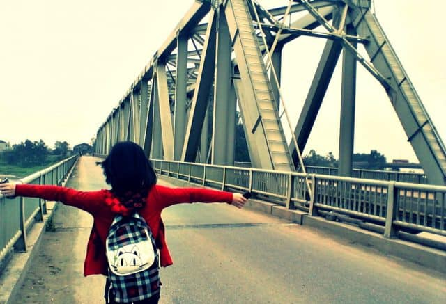 Cầu Hàm Rồng bắc qua sông Mã 02