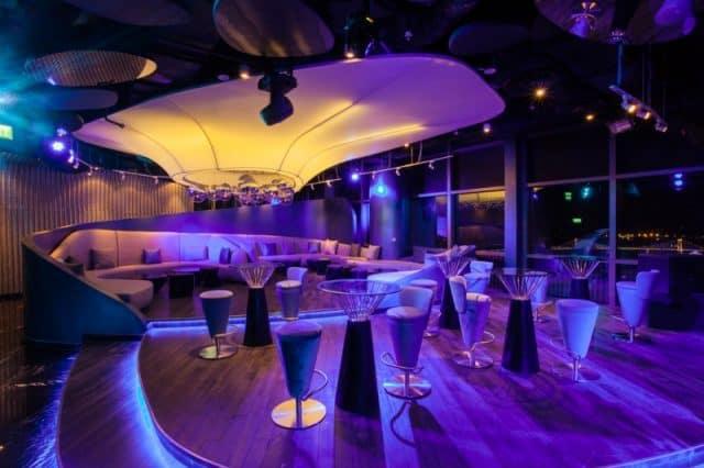 Không gian VIP được thiết kế vô cùng tinh tế đầy sang trọng