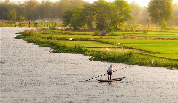 Phá Tam Giang - Một khung cảnh yên bình đậm chất quê hương VIỆT NAM