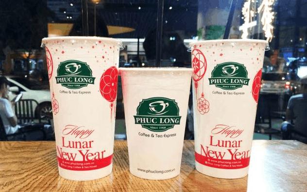 Thưởng thức các đồ uống ngon tại Phúc Long Coffe & Tea House