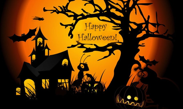 Những bức tranh mang đậm phong cách hallowen