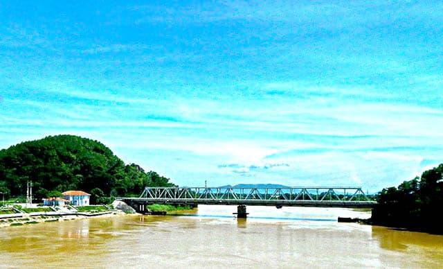 Cầu Hàm Rồng Thanh Hóa 08