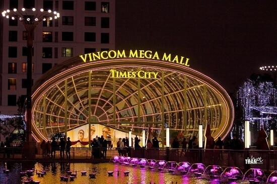 Trung tâm thương mại Vincom Times City