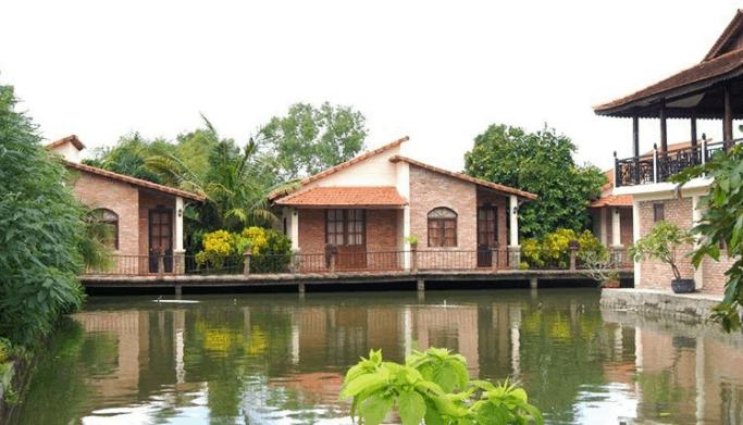 Trải nghiệm khu nghỉ dưỡng Villa H2O ở Hóc Môn