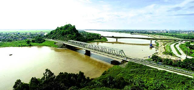Cầu Hàm Rồng Thanh Hóa 07