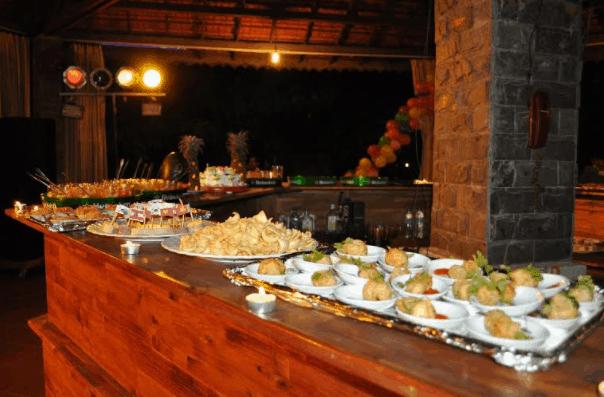 Villa H2O là nơi tổ chức các sự kiện, liên hoan nhóm