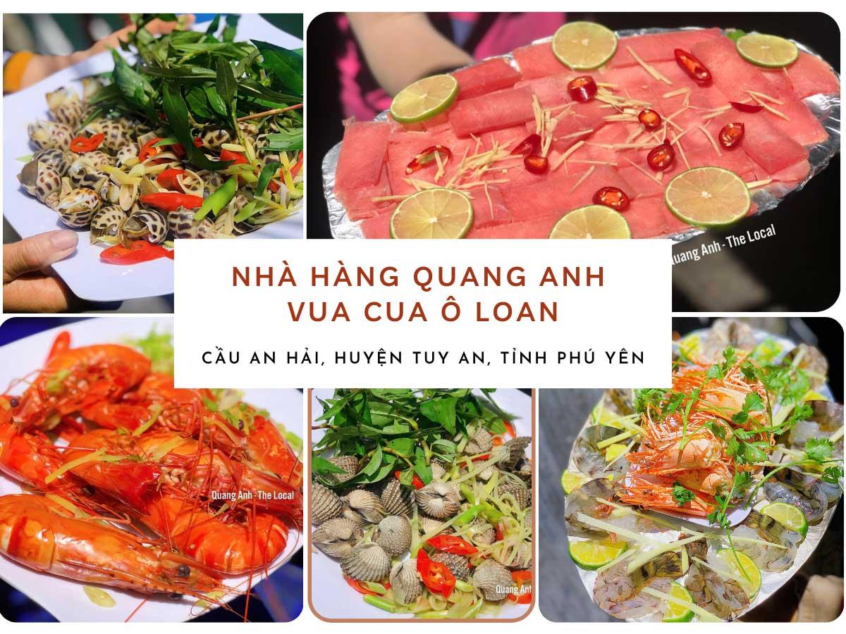 Vua Cua Ô Loan - Nhà hàng Quang Anh