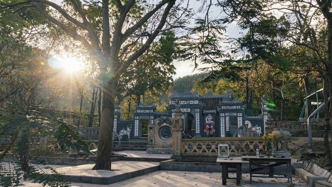 Đền thờ Mẫu Liễu Hạnh