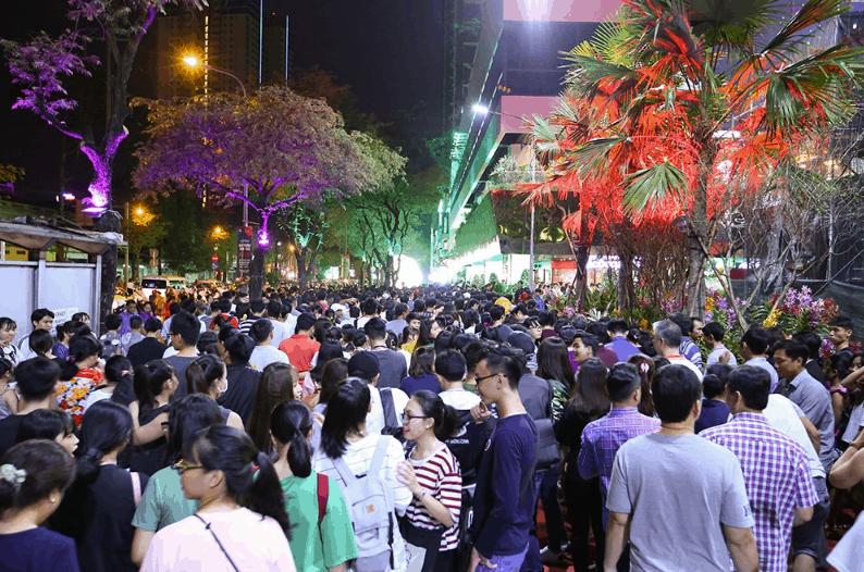 the garden mall thuận kiều plaza