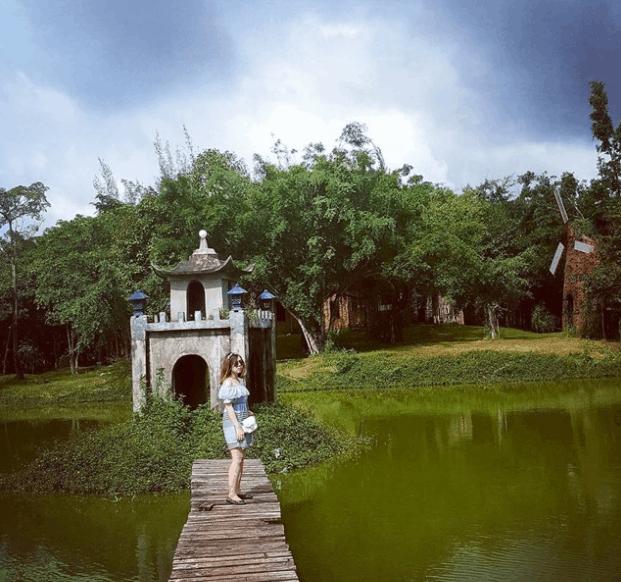 Khu du lịch sinh thái Cao Minh
