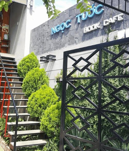 Một quán cafe đẹp ở Vũng Tàu khác (sưu tầm)
