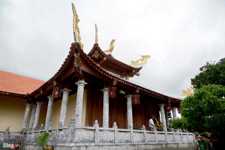 đền thờ tổ nghiệp quận 9