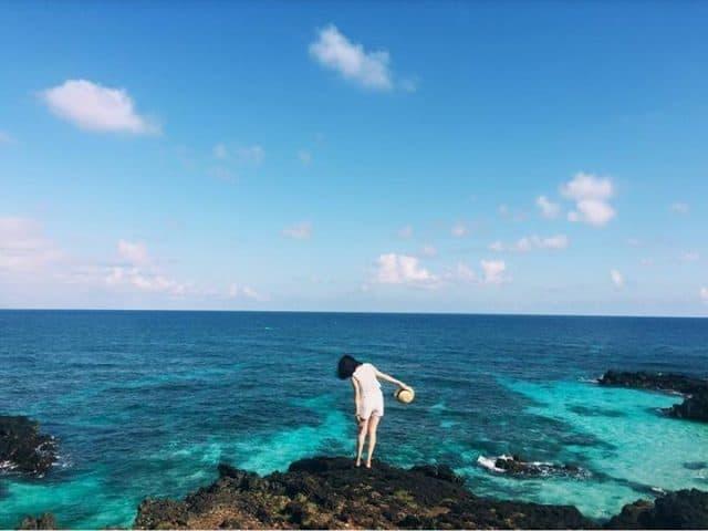 """Điểm """"check-in"""" siêu xinh khi đặt chân đến đảo Lý Sơn (Ảnh sưu tầm)"""