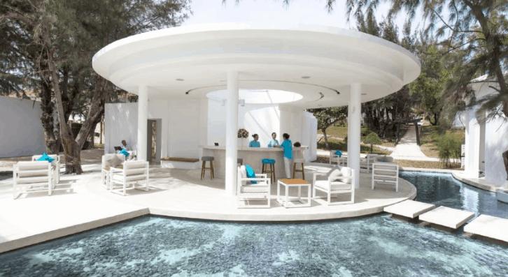 Alma Oasis Long Hải Resort and Spa