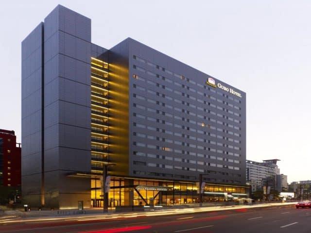 Khách sạn Best Western Premier Guro hiện đại (Ảnh: ST)