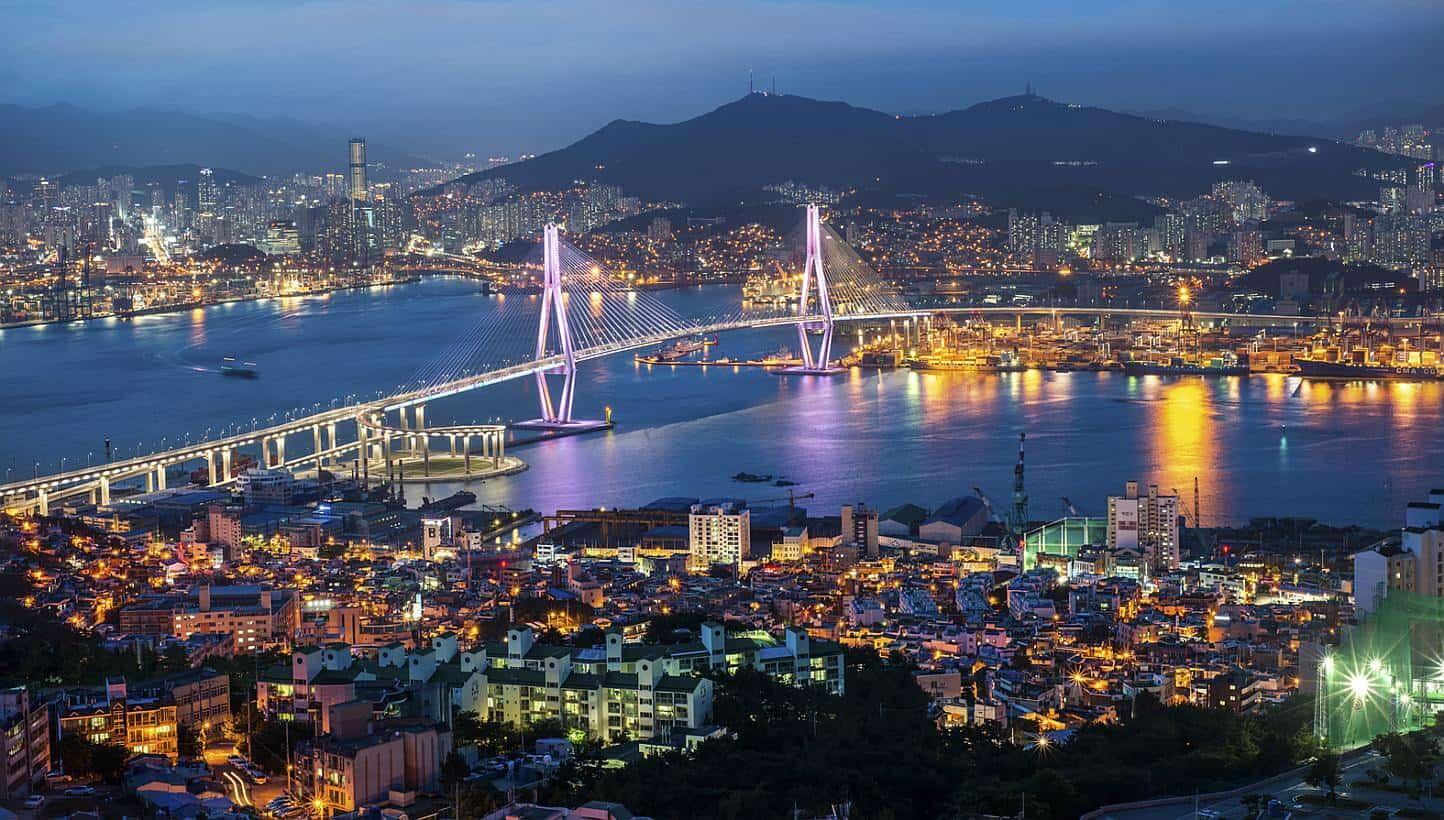 Busan địa điểm du lịch Hàn Quốc hấp dẫn