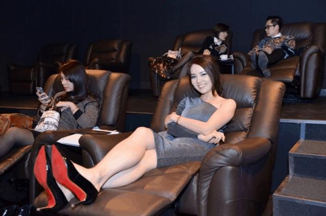 CGV Parkson Paragon có không gian xem phim vô cùng thoải mái