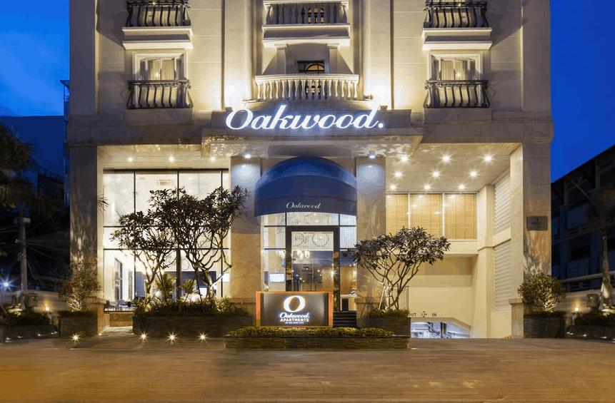 Căn hộ Oakwood Hồ Chí Minh